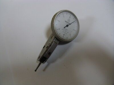 """Mitutoyo Dial Test .0001""""  513-203 / 439051 Used"""