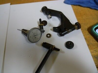 """Interapid Dial Test With Mount Bracket 312B-15V .0005"""""""