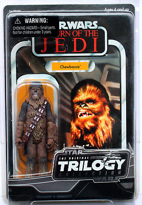 Star Wars Vintage Original Trilogy Collection Chewbacca Hasbro