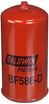 4 Baldwin BF586-D Fuel Filters, Lot Of Four Interchanges With  Napa 3372