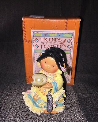 "Friends of the Feather ""June"" Figurine 1999 677582"