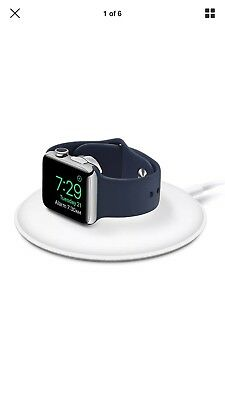 Apple Watch Magnetic Charging Dock White MLDW2AM/A