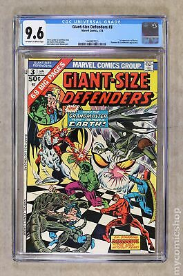 Giant Size Defenders #3 1975 CGC 9.6 1448407021
