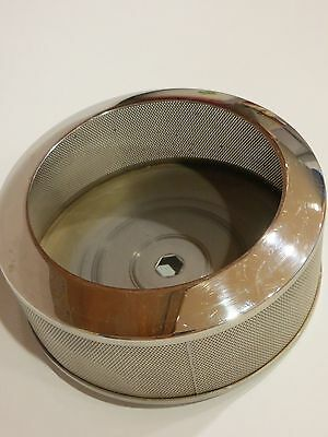 Vintage Acme Supreme Juicer Model 5001 Stainless Strainer Basket Part