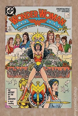 Wonder Woman (2nd Series) 1A 1987 VF+ 8.5
