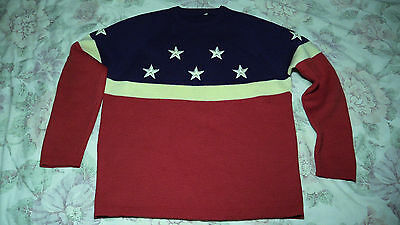 OFFICIAL 1968 OLYMPIC US Ski Team Sweater! RARE!