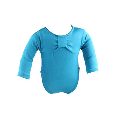 Blue Long Sleeves Swimwear For American Girl 18 Inch Our Generation Doll