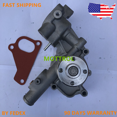 3TNV88 4TNV88 4TNV84 Water pump FITS YANMAR w/pipes Takeuchi later TB135 TB145
