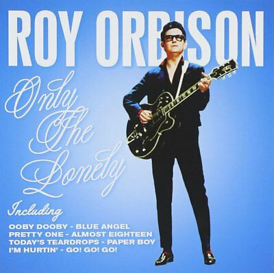 Roy Orbison Only The Lonely Cd
