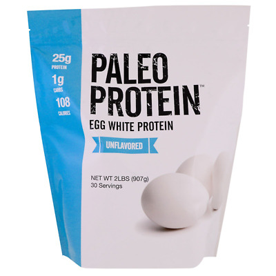 New Julian Bakery Paleo Protein Egg White Protein Unflavored Dietary Daily Care