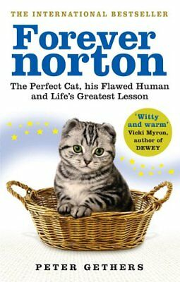 Forever Norton: The Perfect Cat, his Flawed Human and Life's Greatest Lesson by