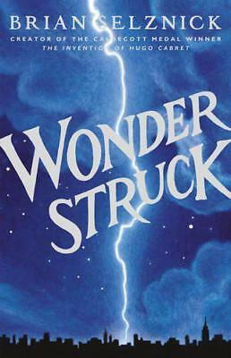 Wonderstruck by Brian Selznick | Hardcover Book | 9780545027892 | NEW