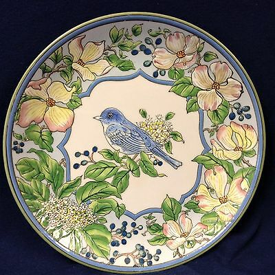 Andrea By Sadek Songbird Collection Plate