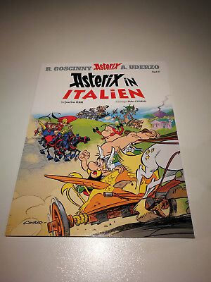 Softcover Asterix in Italien