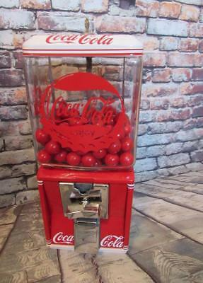 Coke memorabilia Coca cola vintage gumball machine vintage Northwestern glass