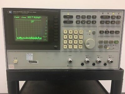Hewlett Packard 3577A Network Analyzer 5 Hz - 200Mhz