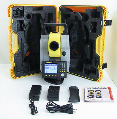 """Geomax / Carlson Zipp20 R250 5"""" Total Station For Surveying 1 Month Warranty"""