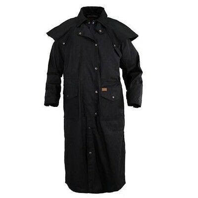 Outback Trading Company Stockman All Weather Oil Skin Duster Slicker