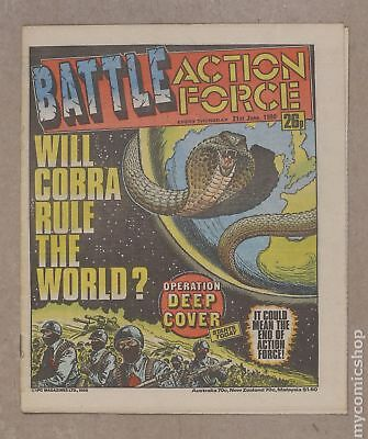 Battle Picture Weekly (UK) #860621 1986 VF 8.0