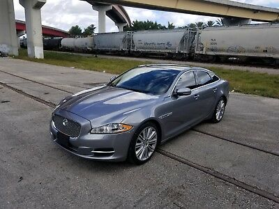 2012 Jaguar XJ Supercharged 2012 Jaguar XJ Supercharged.