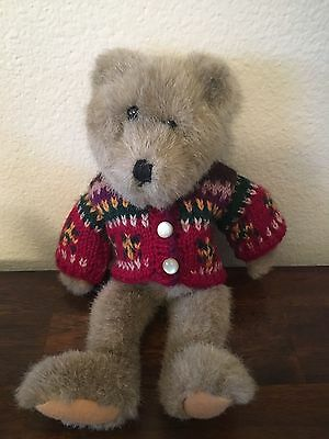 Vintage Boyds Collection LTD. Bear with Sweater 1985-1993