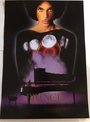 """Prince poster PIANO & A MICROPHONE  beautiful 18""""x24"""""""