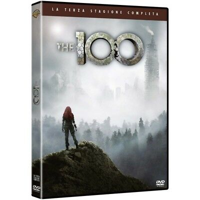 100 (The) - Stagione 03 (4 Dvd) Dvd 5051891152861