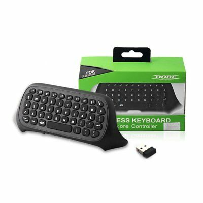 2.4G Wireless Message Chatpad Keyboard KeyPad For Xbox One/Xbox One S LOT MS