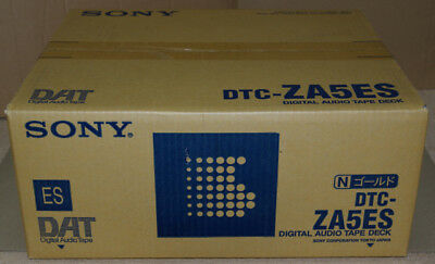Sony DTC-ZA 5 ES high end Sony DAT Tape Recorder,Player.