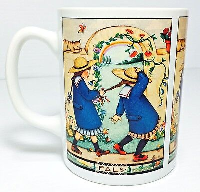 Coffee Mug Tea Cup Mary Engelbreit PALS Makes a Great Gift for Friends