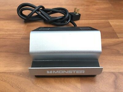 Monster Multi 4 USB Power Charger Station Tested **SHIPS OUT SAME DAY**