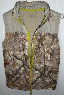 Cabela's Kids XL Zonz Woodlands Camo Vest
