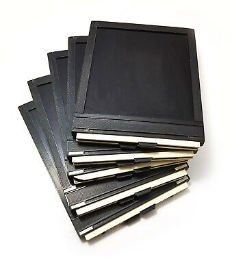5 Fidelity 8x10 film holders. Used, Very good condition. All work perfectly.