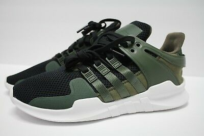 online store 5e234 3c3f7 ADIDAS MEN'S EQT Support Adv M Branch Blk Shadow Green Ac7146