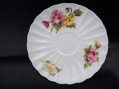 Shelley BEGONIA Saucer Only