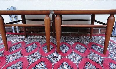 Henredon HERITAGE Two (2) Side Accent End Tables