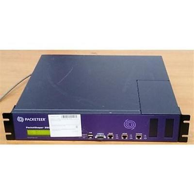 Packeteer PacketShaper 3500 Gigabit Ethernet Network Monitoring Device
