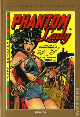 Roy Thomas Presents: Classic Phantom Lady TPB Collected Works 2-1ST 2013 NM
