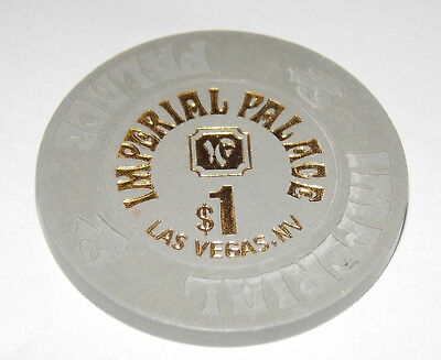 IMPERIAL PALACE Hotel & Casino T SHIRT Slot Club Las Vegas Nevada NV Gambling