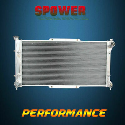 2-Row/CORE Aluminum Radiator For Subaru Legacy Brighton GT L LS H4 AT 95-99