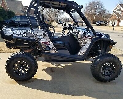 2014 Can Am Commander XT 1000
