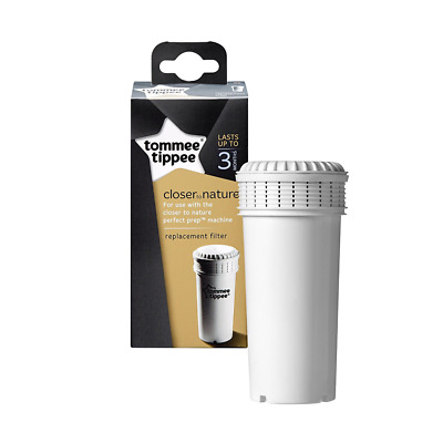 Tommee Tippee Closer to Nature Perfect Prep Replacement Filter Pack x1 FAST PP