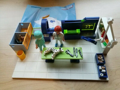 Playmobil Tierarztpraxis 4346-A