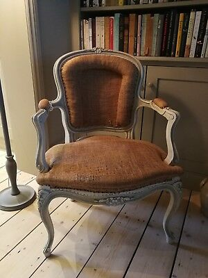 Vintage Louis style French Armchair