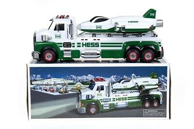 2014 HESS Toy Truck and Space Cruiser with Scout 50 Years 1964-2014 BRAND NEW