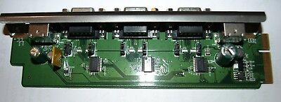 IBM SUREPOS 300 TYPE 4810/4910 MODEL x4x I/O MODULE RS232  IBM FRU P/N: 44V2025