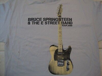 Bruce Springsteen & The E Street. Band Tour 2009 Concert T Shirt Size XL