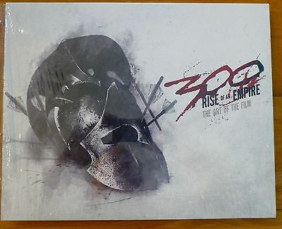 The Art of 300 Rise of an Empire Limited Slipcase Edition Zack Snyder Signiert