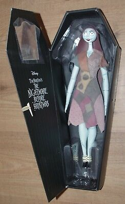 Disney The Nightmare Before Christmas Sally figure doll 16'' Coffin Jack Sceleto