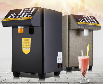 CE Fructose simple syrup dispenser Bubble tea Equipment - USA seller